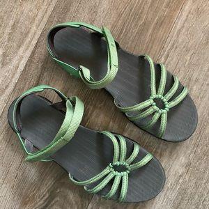 TEVA Kayenta Mint Hiking Sandals